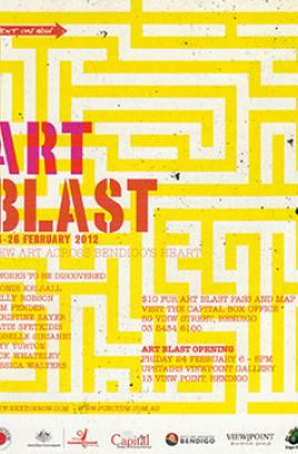 Next On Now Art Blast